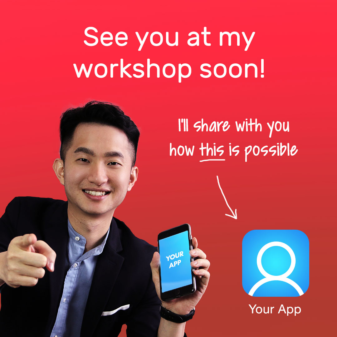 See you at my workshop soon!